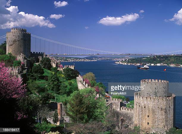 rumeli fortress - ottoman empire photos stock pictures, royalty-free photos & images