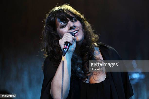 Rumer Musician Singer Pakistan/UK performing in Cologne Germany Gloria Theater
