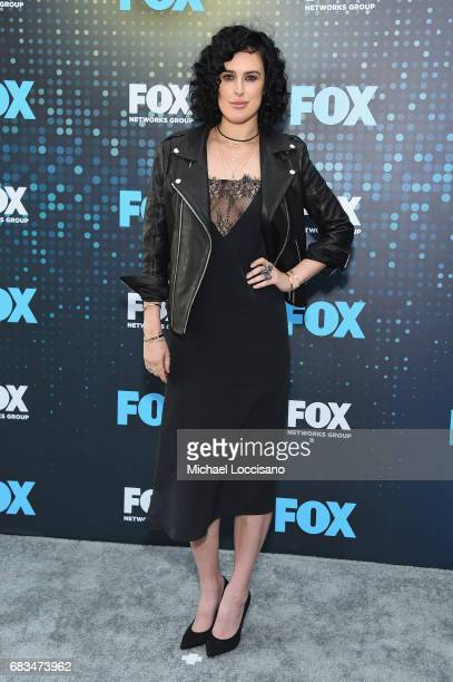 Rumer Willis attends the 2017 FOX Upfront at Wollman Rink Central Park on May 15 2017 in New York City