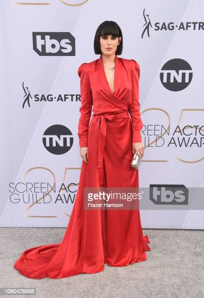 Rumer Willis attends the 25th Annual Screen ActorsGuild Awards at The Shrine Auditorium on January 27 2019 in Los Angeles California