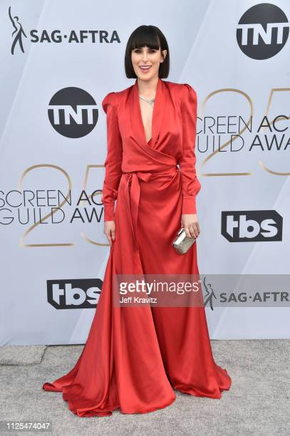 Rumer Willis attends the 25th Annual Screen Actors Guild Awards at The Shrine Auditorium on January 27 2019 in Los Angeles California