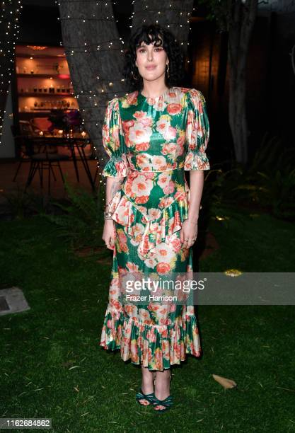 Rumer Willis attends the Brain Health Initiative 100th Anniversary Of Women's Suffrage Gala at Eric Buterbaugh Los Angeles on July 17 2019 in Los...