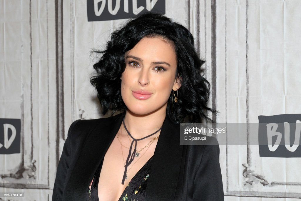 "Build Series Presents Rumer Willis Discussing ""Empire"""