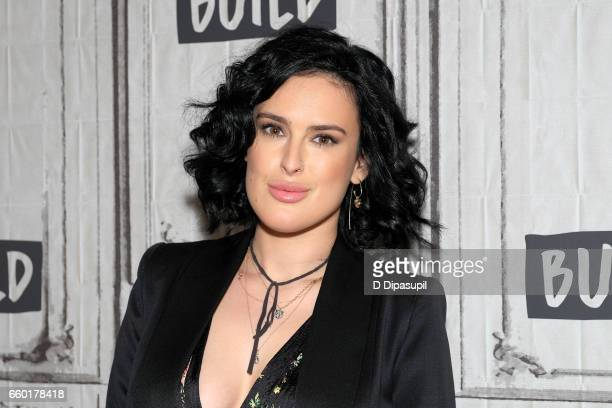 Rumer Willis attends the Build Series to discuss Empire at Build Studio on March 29 2017 in New York City