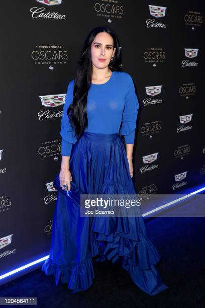 Rumer Willis attends the Cadillac Oscar Week Celebration at Chateau Marmont on February 6, 2020 in Los Angeles, California.