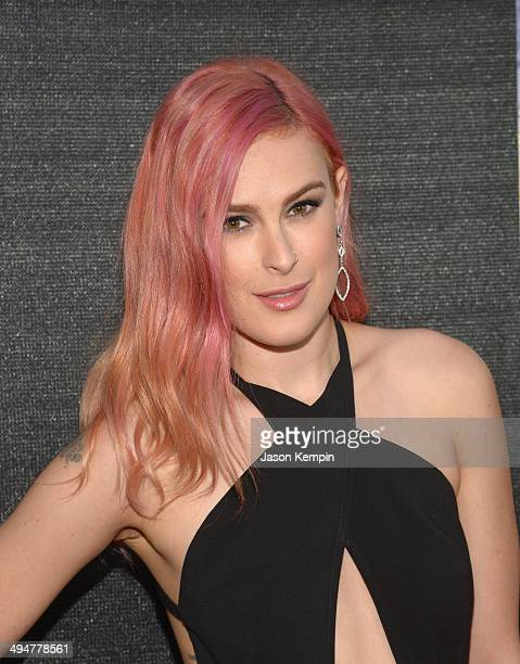 """Rumer Willis attends the premiere of """"The Odd Way Home"""" at the Arena Cinema Hollywood on May 30, 2014 in Hollywood, California."""