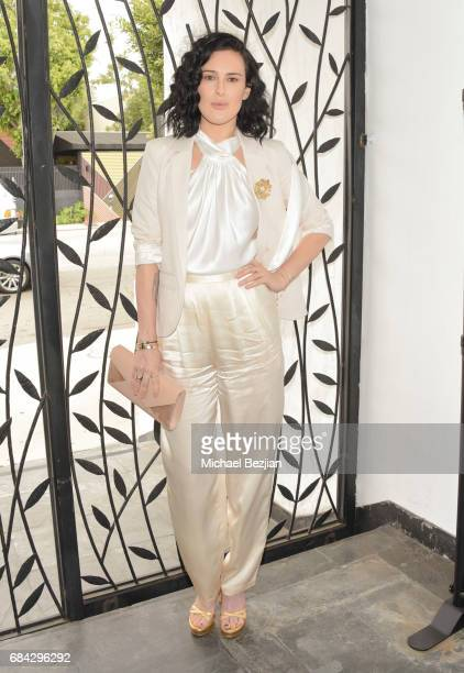Rumer Willis attends Third Annual Hope and Grace Luncheon In Honor of Mental Health Awareness Month hosted by philosophy and Zelda Williams May 17...