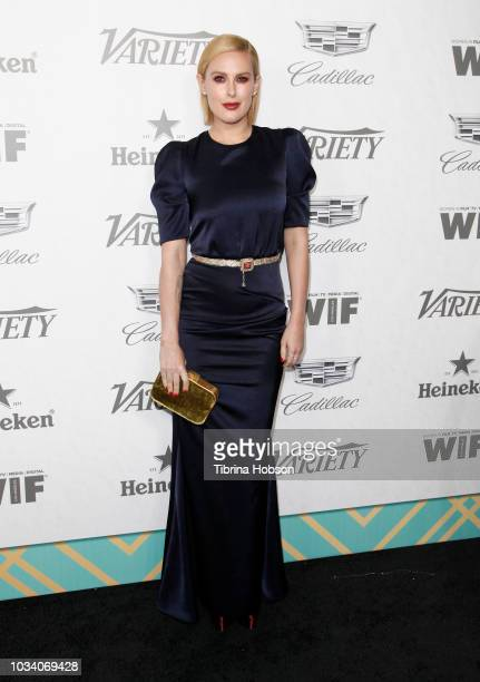 Rumer Willis attends Variety and Women In Film's 2018 PreEmmy Celebration at Cecconi's on September 15 2018 in West Hollywood California