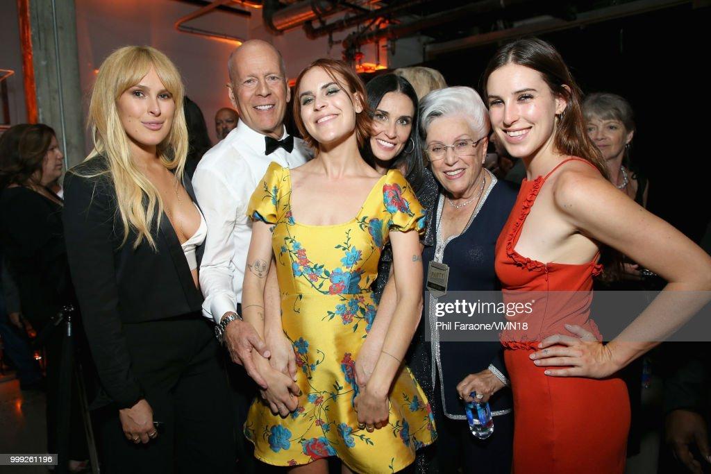 Comedy Central Roast Of Bruce Willis - After Party : Fotografía de noticias