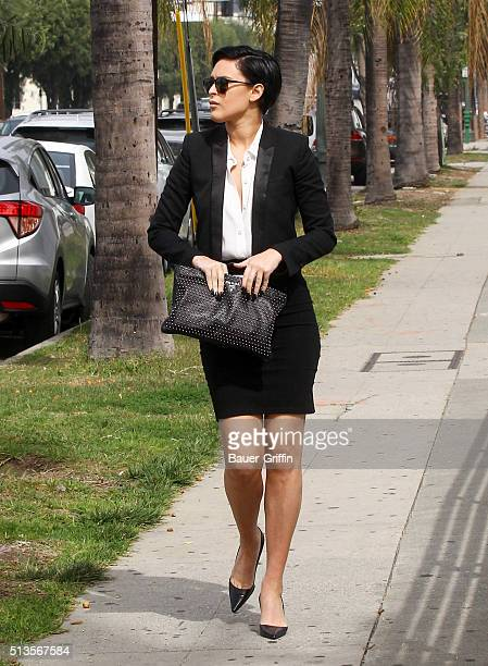 Rumer Willis is seen on March 03 2016 in Los Angeles California