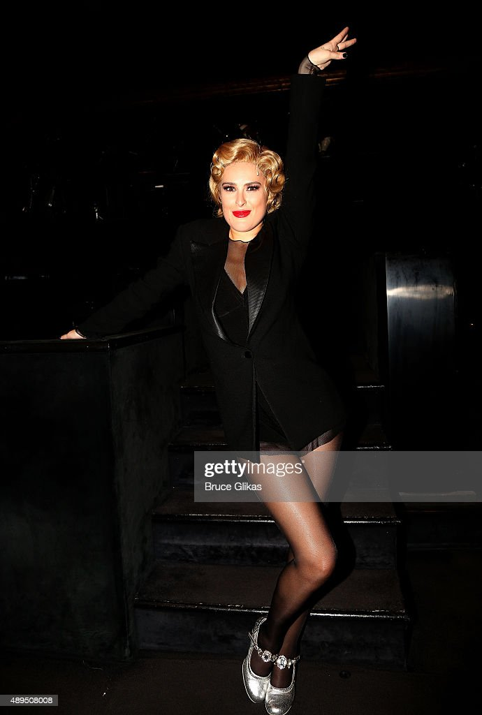 "Rumer Willis Makes Her Debut As Roxie Hart In Broadway's ""Chicago"""