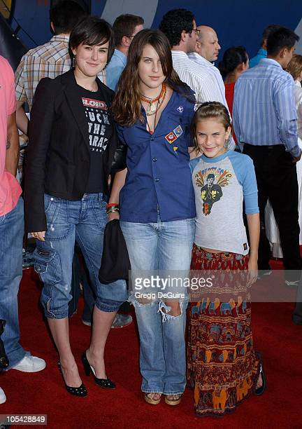 Rumer Willis Scout Willis and Tallulah Willis during Lords of Dogtown Los Angeles Premiere Arrivals at Grauman's Chinese Theatre in Hollywood...