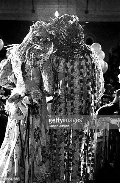 The Marriage of Raggedy Robin to Raggedy Jane takes place at the First Unitarian Church on May 1 1971 in San Francisco California