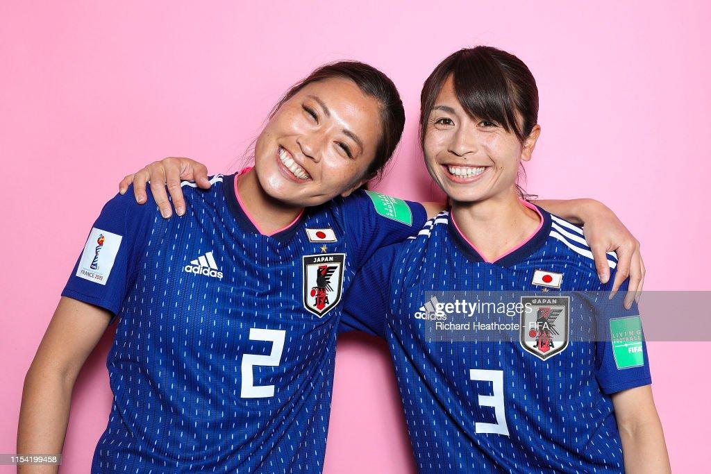 Japan Portraits - FIFA Women's World Cup France 2019 : News Photo