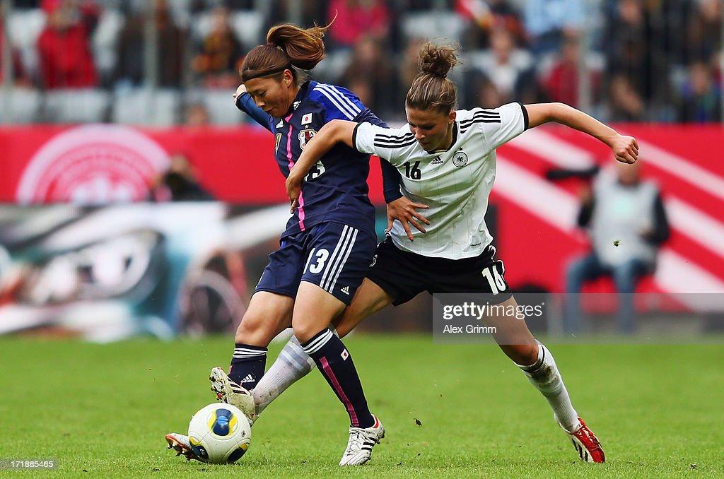 Germany v Japan - Women's International Friendly : News Photo