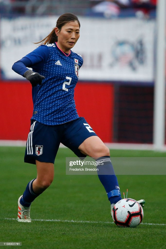 2019 SheBelieves Cup - Brazil v Japan : News Photo