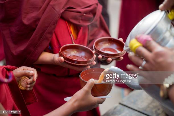 rumtek monastery in gangtok, sikkim, india. - sikkim stock pictures, royalty-free photos & images