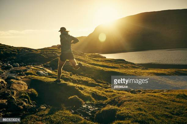 run and find yourself - cross country running stock pictures, royalty-free photos & images