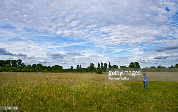 run, and not be weary - weybridge stock photos and pictures