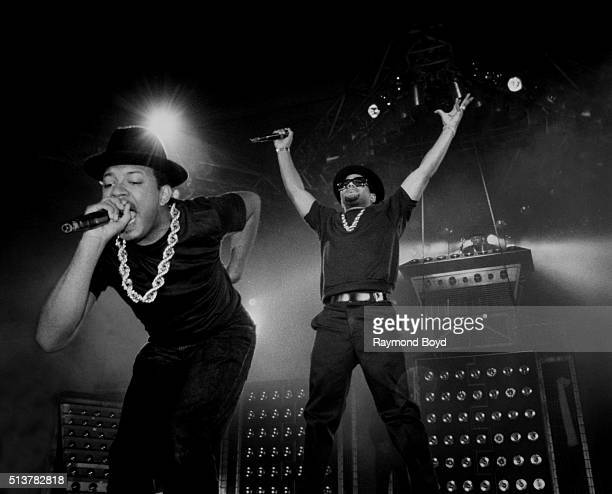 Run DMC Live In Concert