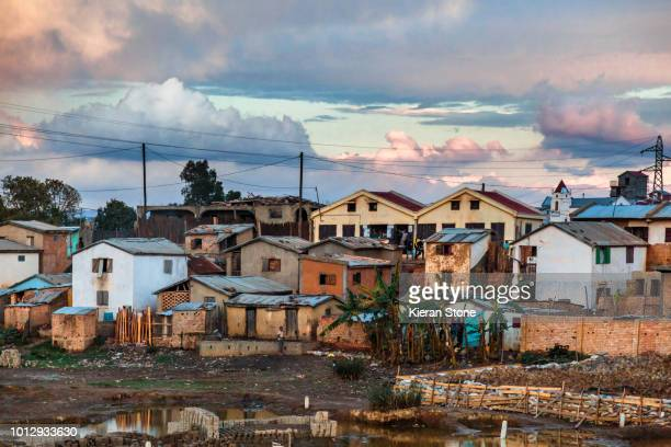 run down buildings in africa - run down stock pictures, royalty-free photos & images