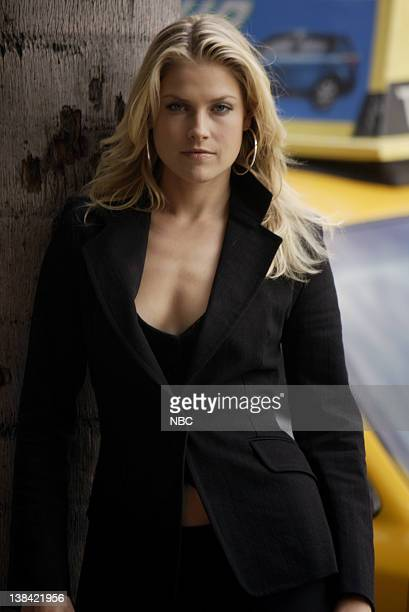 HEROES 'Run' Episode 15 Aired 2/12/07 Pictured Ali Larter as Niki Sanders