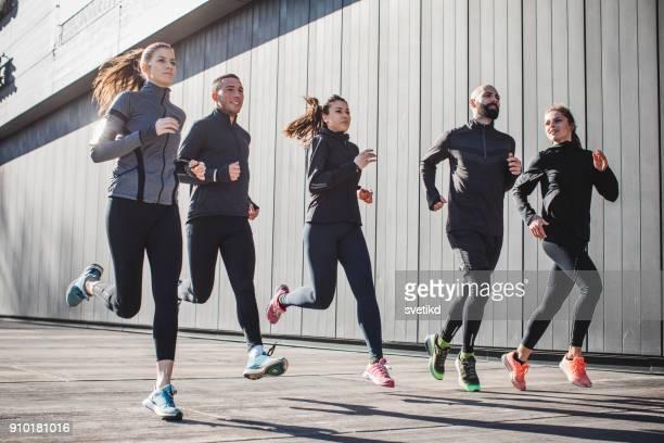 Courir comme vous ne faites jamais fonctionner avant