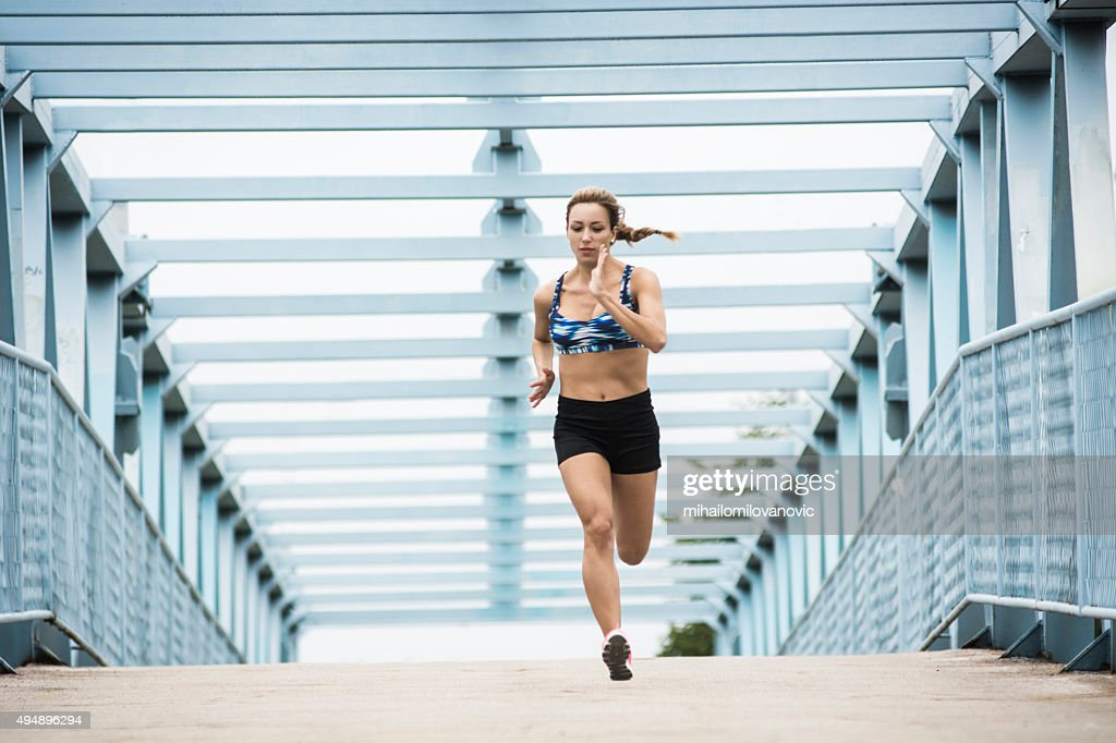 Run! : Stock Photo
