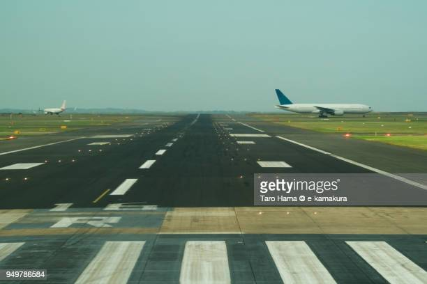 Runaway in Sydney airport in Australia