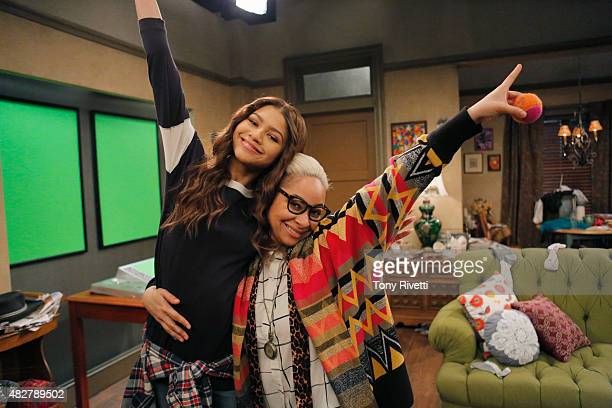"""Runaway Robot"""" - Raven-Symon, iconic star of the long-running Disney Channel hit """"That's So Raven"""" and co-host of Walt Disney Television via Getty..."""