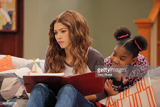 KC UNDERCOVER 'Runaway Robot' RavenSymoné iconic star of the longrunning Disney Channel hit 'That's So Raven' and cohost of ABC's 'The View' will...