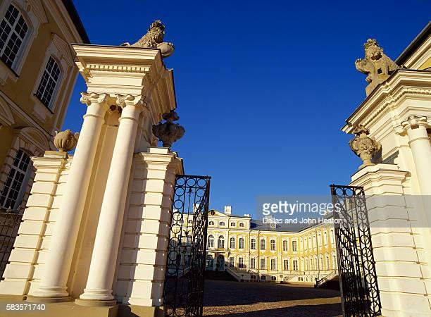Rundale Palace, Bauska, Latvia