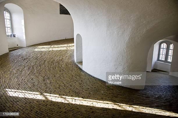 Rundetaarn Round Tower Observatory 17th century astronomical observatory built by Christian IV Copenhagen Denmark