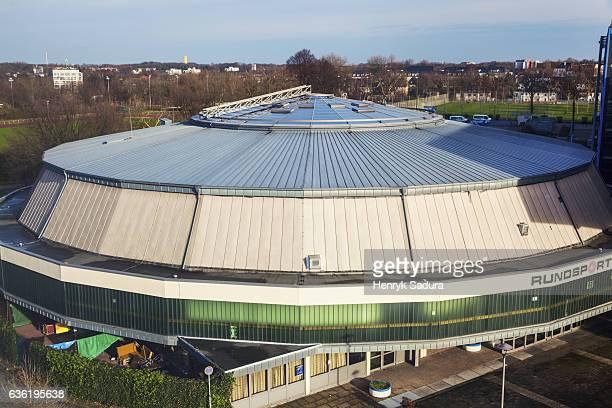 Rundsporthalle in Bochum