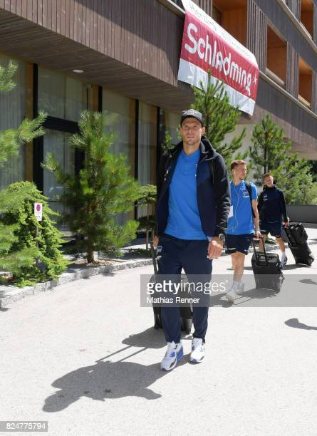 Rune Almenning Jarstein of Hertha BSC during a training camp on July 31 2017 in Schladming Austria