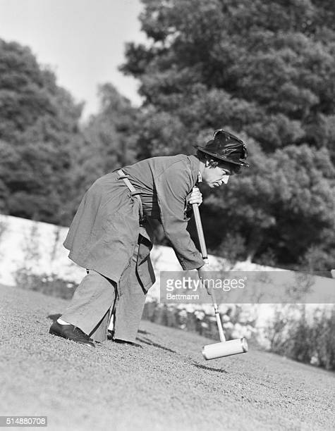Harpo Marx gets a four-bagger in a desperate game of croquet, his favorite exercise, which kept him in physical trim for his athletic feats in the...