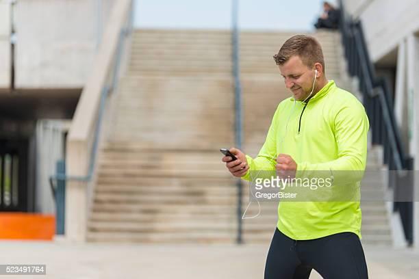 Läufer beat persönliche