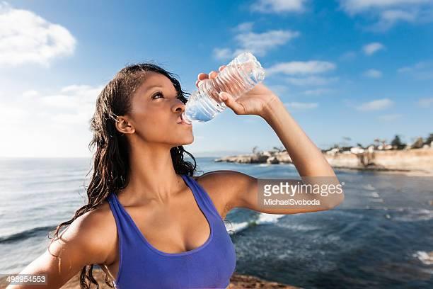Runner Hydrating