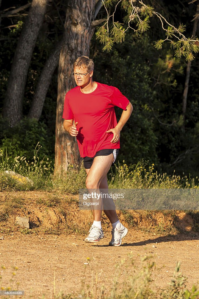 Runner : Foto de stock