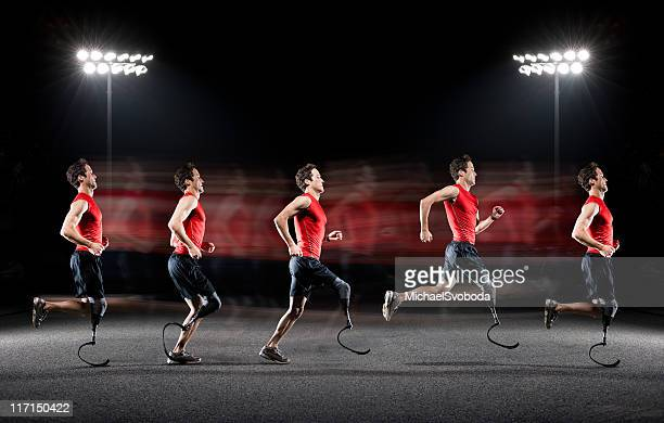 runner sequence - sequential series stock pictures, royalty-free photos & images