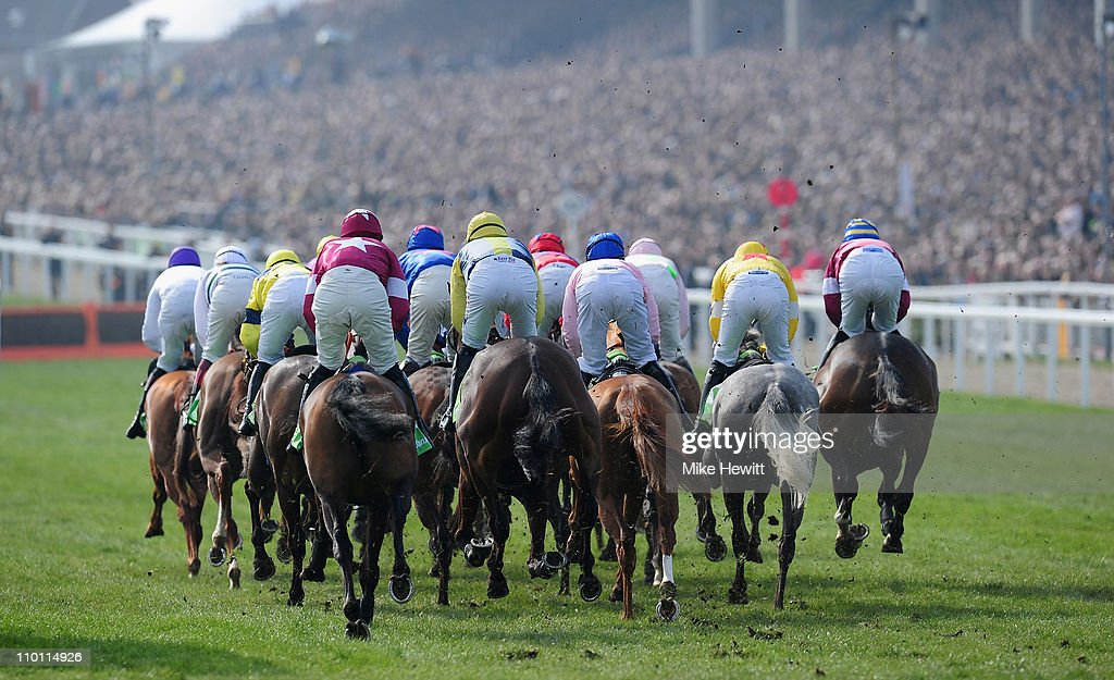Cheltenham Festival - Centenary Day : News Photo