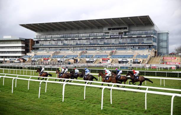 GBR: Doncaster Races