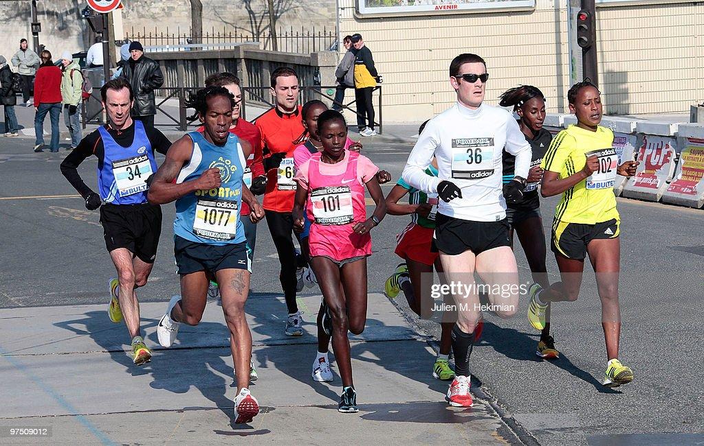 Paris Semi Marathon   Angelical Natalia Vodianova ~ ANV II