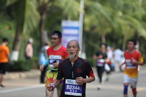 CHN: 2021 Haikou Marathon