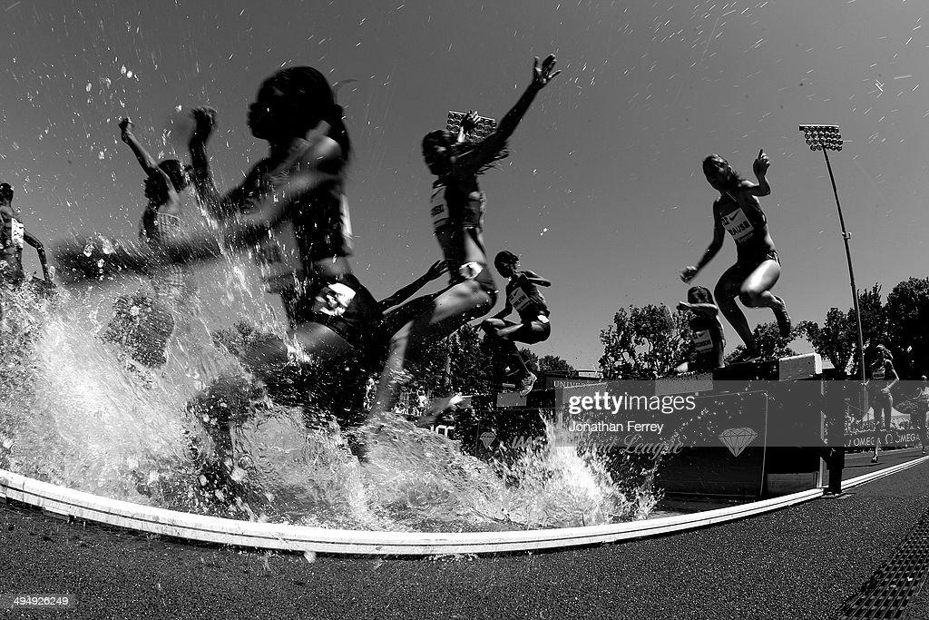 Nike Prefontaine Classic-Day 2 : News Photo