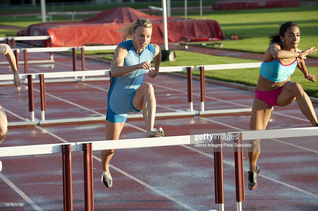 single long jump runners dating