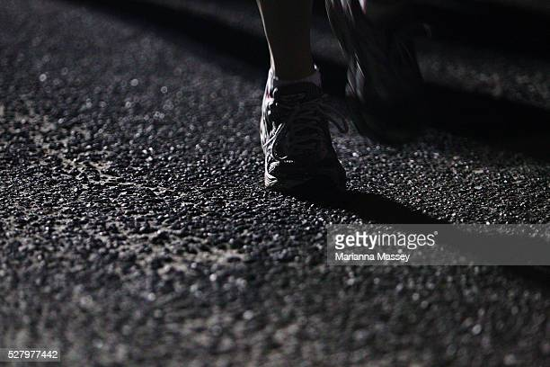 Dinámica arena Whitney  70 Nike She Runs The Night Race Photos and Premium High Res Pictures -  Getty Images