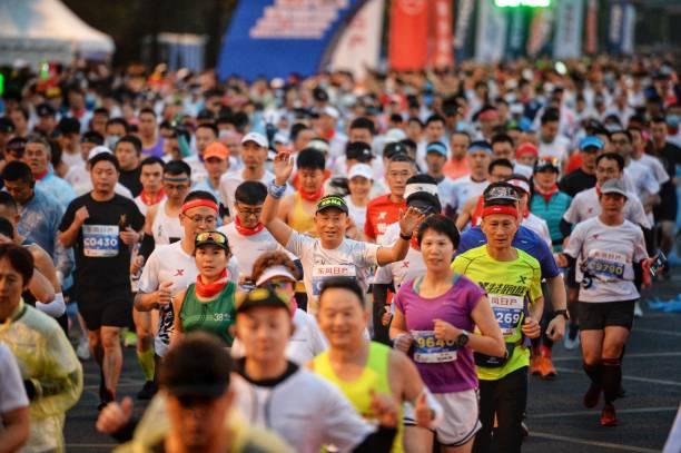 CHN: 2020 Chengdu Marathon