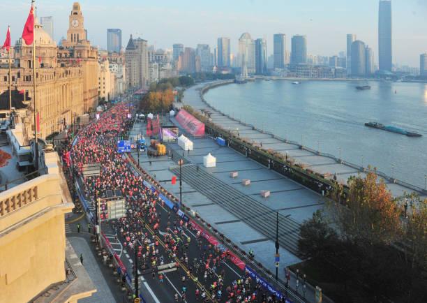 CHN: 2020 Shanghai Marathon