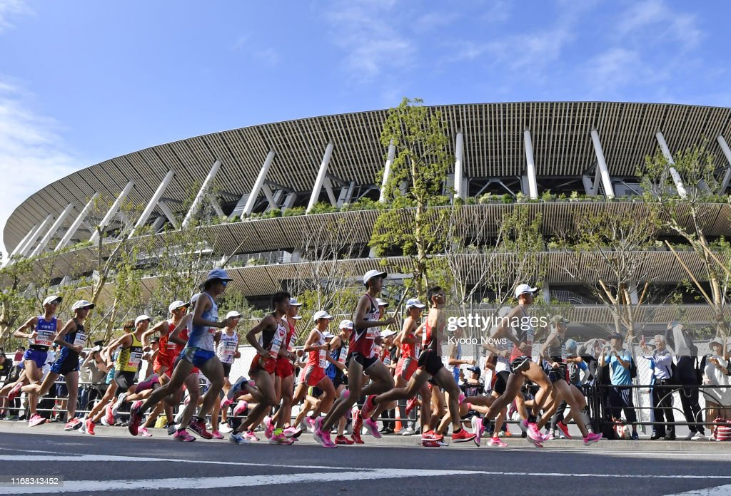 Athletics: Marathon Grand Championship : News Photo